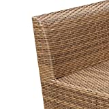 TK Classics 7 Piece Laguna Outdoor Wicker Patio