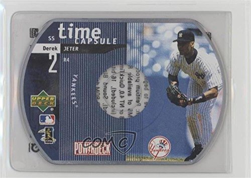 - Derek Jeter (Baseball Card) 1999 Upper Deck Powerdeck - Time Capsule - CD-ROM #R4