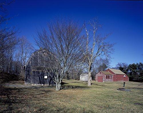 - 24 x 36 Giclee Print of American Farm Scene r01 [Between 1980 and 2006] by Highsmith, Carol M,