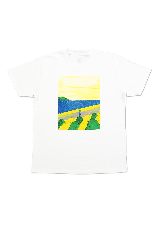 3c2e2a80adf9 Amazon | (グラニフ) graniph コラボレーションTシャツ/キャベツくん (長新太) (ホワイト) | Tシャツ・カットソー 通販