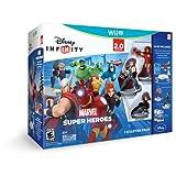 Disney Infinity: Marvel Super Heroes Special Value Pack (Wii U)