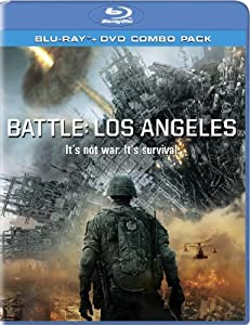 Cover Image for 'Battle: Los Angeles (Two-Disc Blu-ray/DVD Combo)'