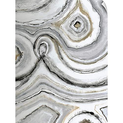 CANVAS ON DEMAND Liz Jardine Wall Peel Wall Art Print Entitled Shades of Gray I 12