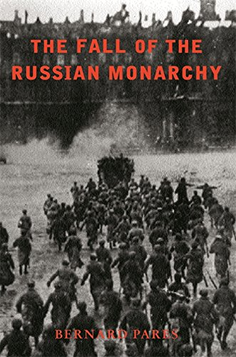 The Fall of the Russian Monarchy pdf epub