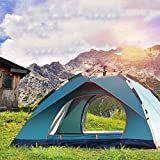 Automatic Camping Pop-up Tent, Water Resistant Camping Tent,Outdoor Sun Shelter UV Protection Suitable