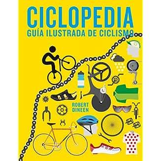 Ciclopedia : guía ilustrada de ciclismo  book jacket