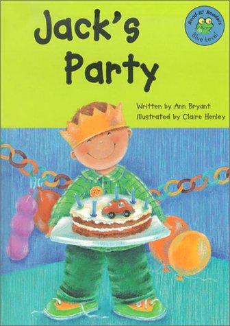 Read Online Jack's Party (Read-It! Readers) PDF