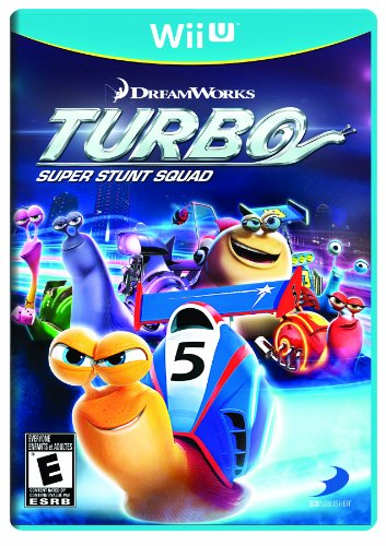 Turbo: Super Stunt Squad - Nintendo Wii U by D3 Publisher