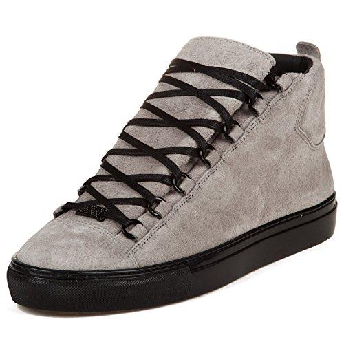 Balenciaga Mens Sneaker Pelle S.Gomm Croute Poil Long ...