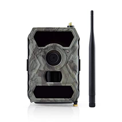 XHH Trail Game Camera 12 Million 1080 3G MMS Hunting Camera Support Mobile APP Wide Angle