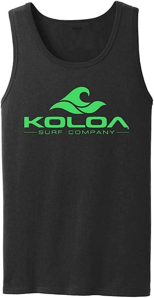 Koloa Surf Custom Graphic Tank Tops in Sizes S-4XL
