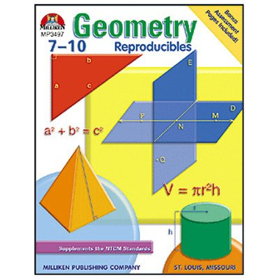 Geometry Reproducibles Book