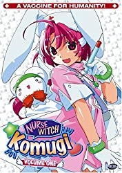 Nurse Witch Komugi, Vol. 1 - A Vaccine For Humanity