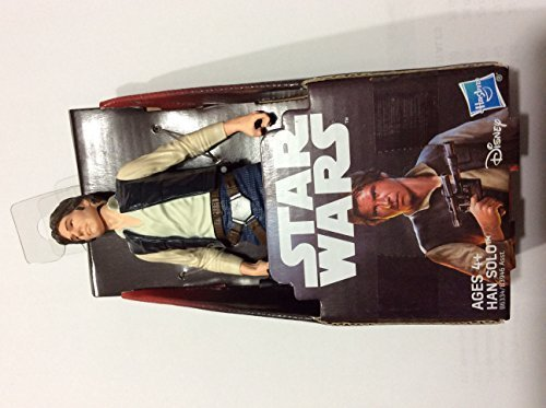 Han Solo Star Wars Action Figure (A