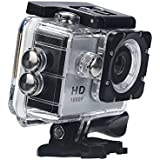 1080P Action Sports Camera,Tuscom@ Waterproof Sport Action Camera (2.0 Inch Ultra HD Screen)Camcorder HD 1080P Mini DV Cam+ Parts for Gopro