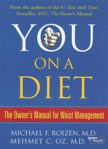 You: on a Diet: The Owner's Manual for Waist Management pdf epub