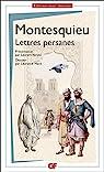 Lettres persanes - Dossier servitude et soumission (prépas scientifiques 2016-2017) par Montesquieu