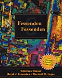 img - for Solutions Manual for Fessenden/Fessenden's Organic Chemistry book / textbook / text book
