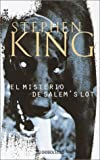 El Misterio de Salem's Lot, Stephen King, 0609810863