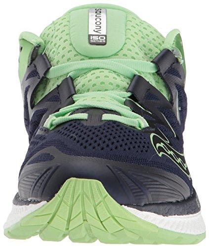 4 Shoe Saucony mint Iso Women's Running Navy Triumph XqXgwtrfB