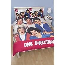 One Direction Craze Double Panel Duvet Set