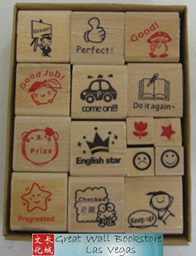 Amazon Teacher Stamp Set