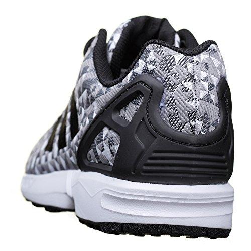 Adidas Chaussure Zx Flux Weave Gris Couleur Gris Taille 44.5: : Chaussures et Sacs