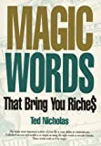 img - for Magic Words That Bring You Riches book / textbook / text book