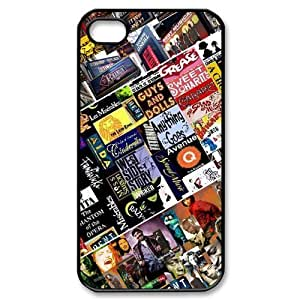 Broadway Collage Cellphone case, iphone 5s cover, iphone 5s case, Cellphone Accessories, Cover for iphone 5 by icecream design