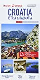 Insight Guides Travel Map Croatia (Insight Travel Maps)