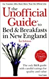 The Unofficial Guide to Bed and Breakfasts in New England, Lea Lane Stern, 0028630742
