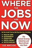 Where the Jobs Are Now, Joe Watson, 007170339X