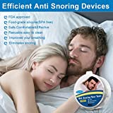 Snoring Solution,Anti Snoring Devices Snore Stopper 8 Set Stop Snoring Nose Vents Nasal Dilators Best Snoring AIDS Stop Snoring Devices Snore Reducing Sleep AIDS for Ease Breathing Men Women Kids