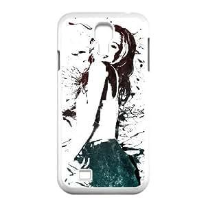 graffiti splash Samsung Galaxy S4 9500 Cell Phone Case Whitepxf005-3748648
