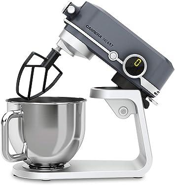 Carrera 657 Robot de cocina, Acero Inoxidable, antracita: Amazon.es: Hogar
