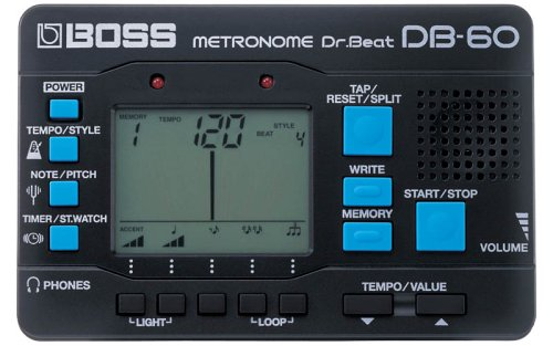 Boss Db-60 Dr. Beat Metronome by BOSS Audio by Hugo Boss