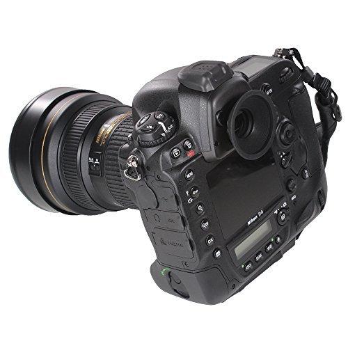 Foto&Tech 1 Piece Rubber Eyecup Eyeshade for Glasses Replaces DK-19 for Nikon D5, D500, D4s, D4, D2 Series, D3 Series, D700, D800, D800E, F6 DSLR Cameras