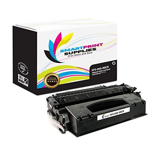 00a Toner - Smart Print Supplies C3900A 00A MICR Black Premium Compatible Toner Cartridge Replacement for HP 4V 4MV BX, Brother HL4 Printers (8,100 Pages)