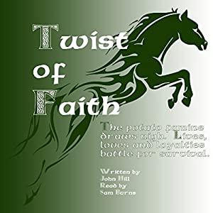 Twist of Faith Audiobook