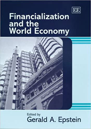 Book Financialization and the World Economy