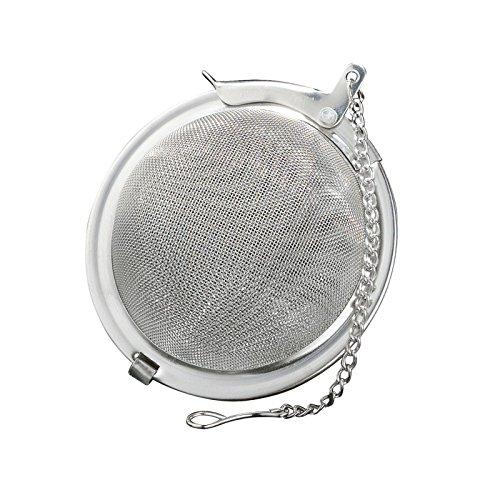 Kuechenprofi Stainless Steel Mesh 2-1/2-Inch Tea Ball by Kuchenprofi