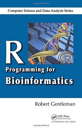 R Programming for Bioinformatics (Chapman & Hall/CRC Computer Science & Data Analysis) by Brand: Chapman and Hall/CRC