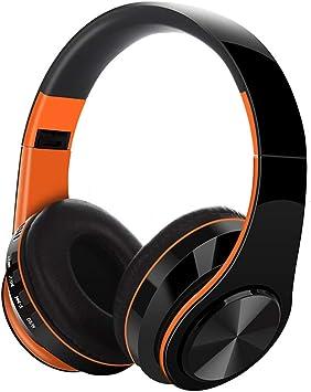CYQ Auriculares de Diadema Auriculares Bluetooth sobre el ...
