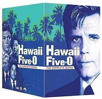 Amazon com: Hawaii Five-O: The Complete Series: Jack Lord
