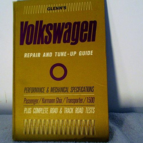 Transporter Carburetor (Volkswagen Repair and Tune-Up Guide: Passenger/ Karmann Ghia/ Transporter/ 1500)