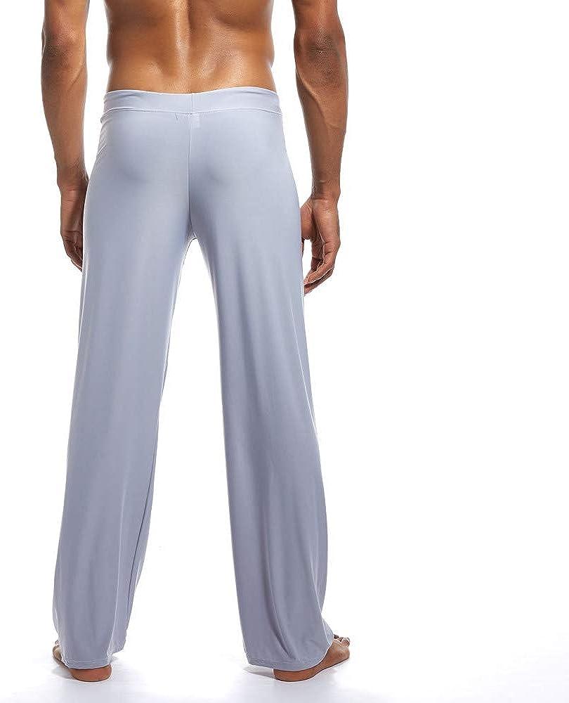 ODRD M/änner Yoga Hosen Herren Pants Mode Einfarbig Hause Hosen Yoga Kleidung Hosen Laufhose Sweathose Strumpfhosen Jogging Trainingshose Sweatpants Freizeithose /Outdoor Sport