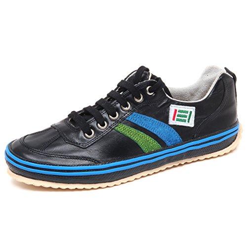 D8538 Box Donna Tst without Shoe Sneaker Woman Nero 7wqdTx1Ed