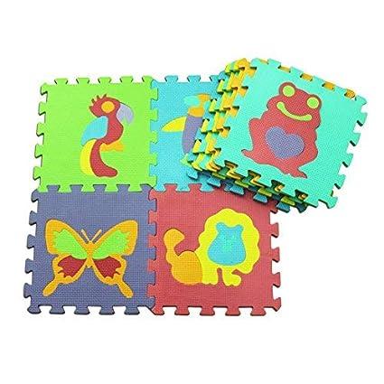 Bebe Tapis De Jeu Puzzle Antiderapants Puzzle Tapis Mousse Bebe