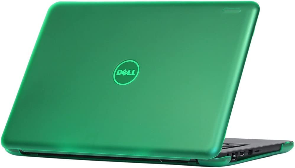 "iPearl mCover Hard Shell Case for 2017 14"" Dell Latitude 3480 Series Laptop Computers (Green)"