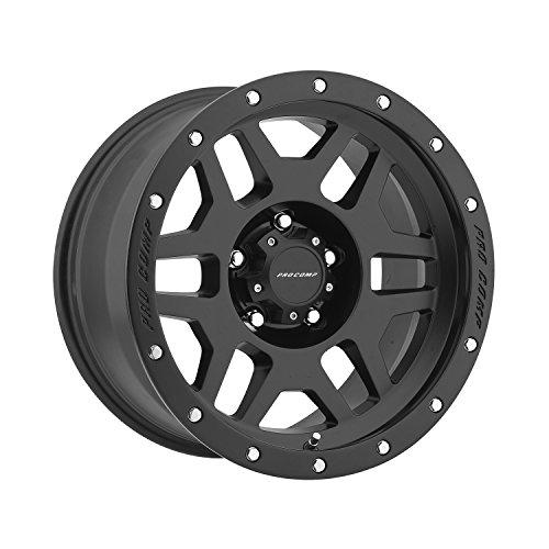 Pro Comp Wheels 5041-895555 Xtreme Alloys Series 5041 Satin Black Finish ()